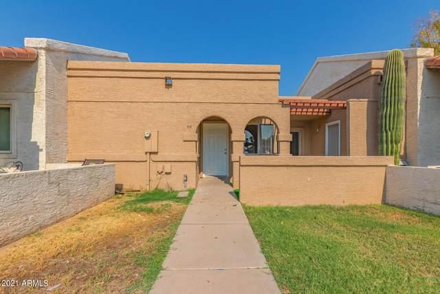 870 S Palm Lane #56, Chandler, AZ 85225 (MLS #6252887) :: Keller Williams Realty Phoenix