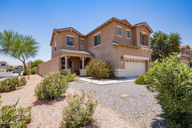 1617 W Corriente Drive, Queen Creek, AZ 85142 (MLS #6252891) :: The Everest Team at eXp Realty