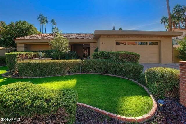 8541 N Farview Drive, Scottsdale, AZ 85258 (MLS #6252905) :: The Daniel Montez Real Estate Group