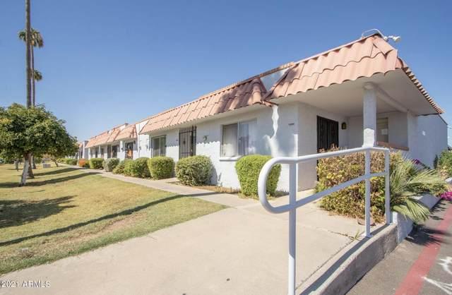6812 N 35TH Avenue H, Phoenix, AZ 85017 (MLS #6252938) :: Conway Real Estate