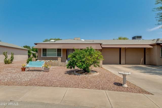 10205 N 97TH Drive A, Peoria, AZ 85345 (MLS #6252950) :: The Daniel Montez Real Estate Group