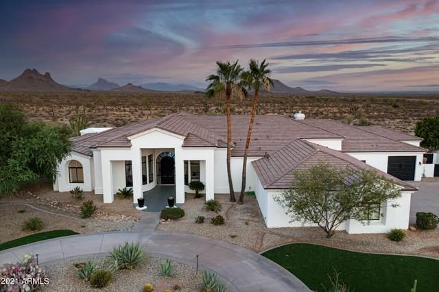 9261 N 129TH Place, Scottsdale, AZ 85259 (MLS #6252956) :: Executive Realty Advisors