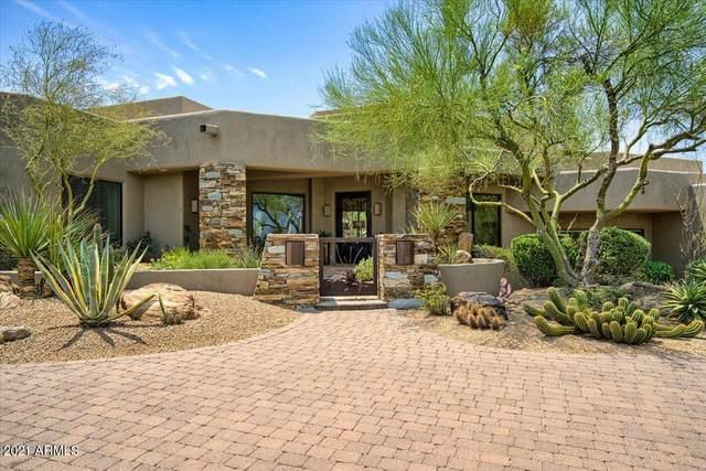 10567 E Mark Lane, Scottsdale, AZ 85262 (MLS #6252959) :: The Laughton Team