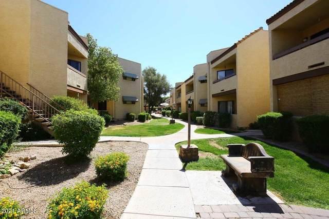 2228 N 52ND Street #142, Phoenix, AZ 85008 (MLS #6252960) :: Synergy Real Estate Partners