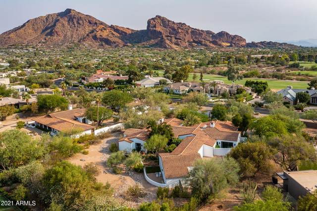6723 N Desert Fairways Drive, Paradise Valley, AZ 85253 (MLS #6252961) :: Arizona Home Group