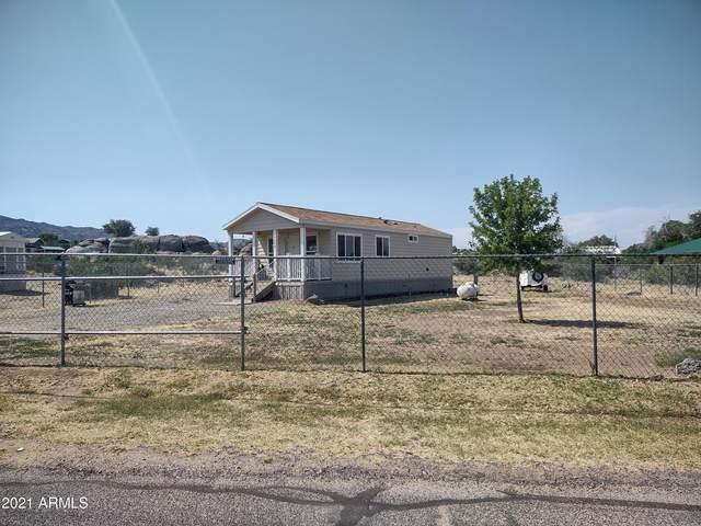 17490 W Westward Drive, Yarnell, AZ 85362 (MLS #6252962) :: The Daniel Montez Real Estate Group