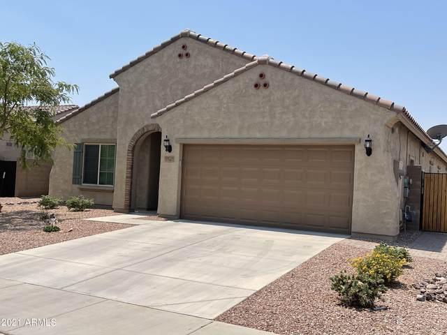 17513 W Straight Arrow Lane, Surprise, AZ 85387 (MLS #6252967) :: Keller Williams Realty Phoenix