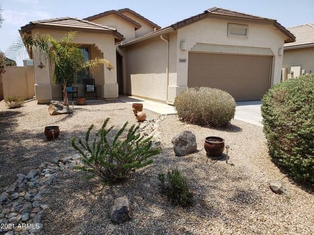36893 W Mondragone Lane, Maricopa, AZ 85138 (MLS #6252970) :: Dave Fernandez Team | HomeSmart