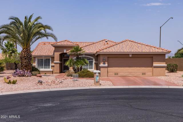 4084 N 156TH Drive, Goodyear, AZ 85395 (MLS #6252972) :: The Laughton Team