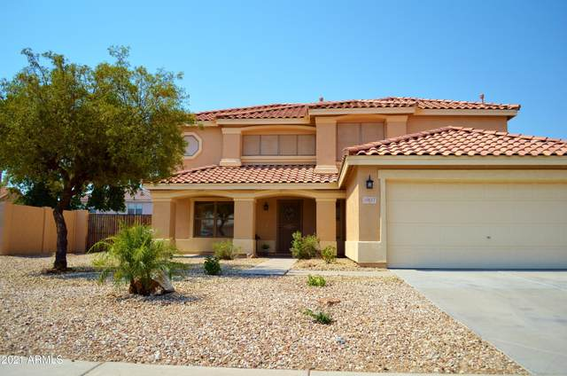 10617 W Daley Lane, Peoria, AZ 85383 (MLS #6252974) :: Conway Real Estate