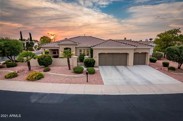 13211 W Micheltorena Drive, Sun City West, AZ 85375 (MLS #6252975) :: Long Realty West Valley