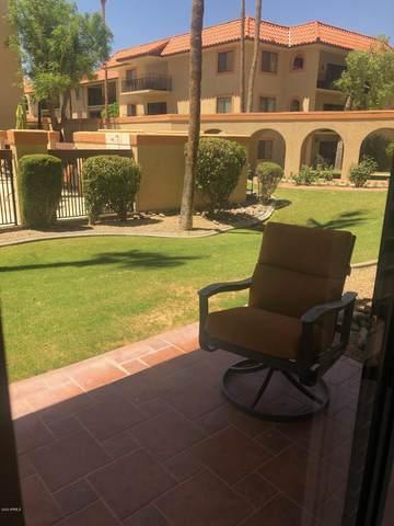 10330 W Thunderbird Boulevard C108, Sun City, AZ 85351 (MLS #6252980) :: The Daniel Montez Real Estate Group
