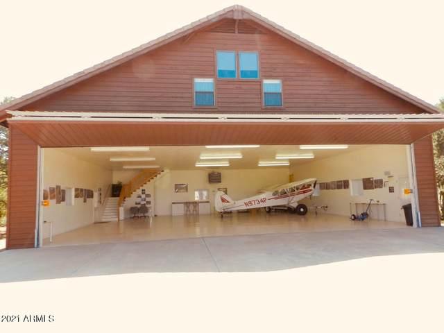 2344 Hellcat Circle, Overgaard, AZ 85933 (MLS #6252985) :: Yost Realty Group at RE/MAX Casa Grande