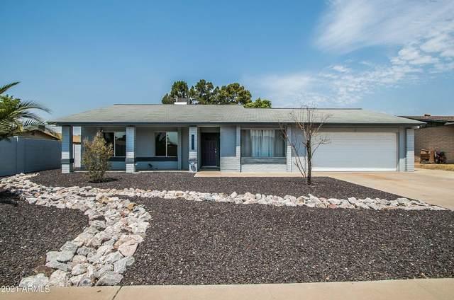 14008 N 39TH Avenue, Phoenix, AZ 85053 (MLS #6252986) :: Executive Realty Advisors