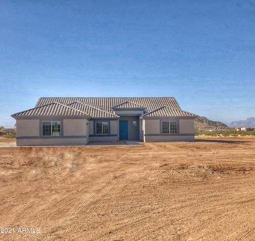0 N Bell Road #3, Queen Creek, AZ 85142 (MLS #6252990) :: Long Realty West Valley