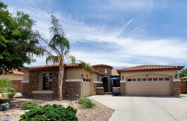 10853 E Rembrandt Avenue, Mesa, AZ 85212 (MLS #6252992) :: CANAM Realty Group