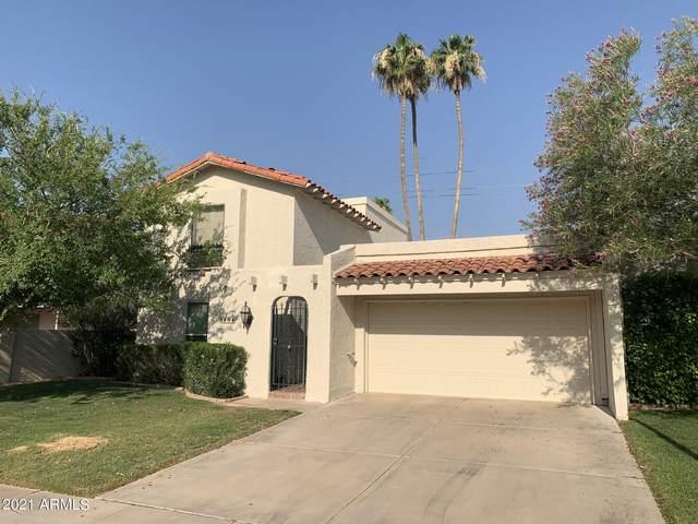 5104 N 76 Place, Scottsdale, AZ 85250 (MLS #6253001) :: Long Realty West Valley