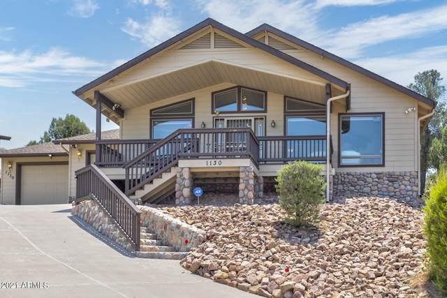 1130 S Sycamore Circle, Payson, AZ 85541 (MLS #6253002) :: Yost Realty Group at RE/MAX Casa Grande
