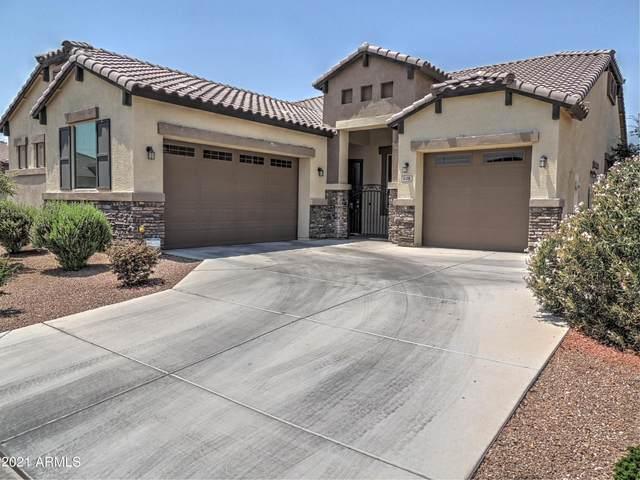 41418 W Somers Drive, Maricopa, AZ 85138 (MLS #6253003) :: Dave Fernandez Team | HomeSmart