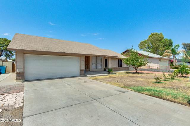 7710 W Cora Lane, Phoenix, AZ 85033 (MLS #6253009) :: Executive Realty Advisors