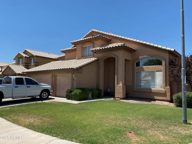 16224 W Lincoln Street, Goodyear, AZ 85338 (MLS #6253013) :: The Daniel Montez Real Estate Group