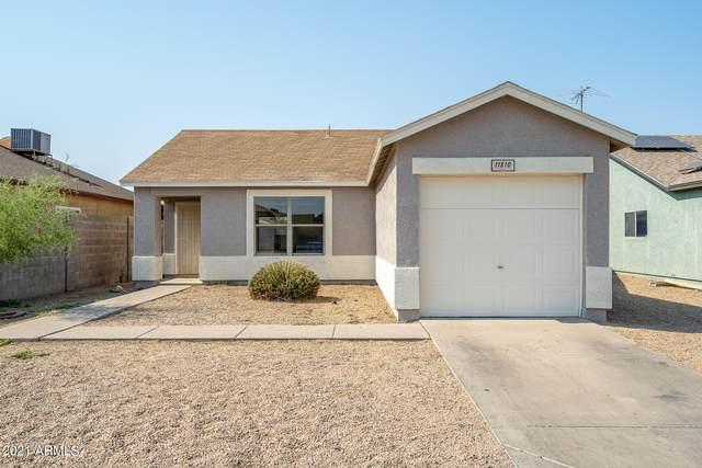 11810 W Larkspur Road, El Mirage, AZ 85335 (MLS #6253020) :: The Laughton Team