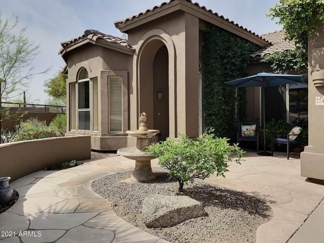 7742 E Sandia Circle, Mesa, AZ 85207 (MLS #6253024) :: Keller Williams Realty Phoenix