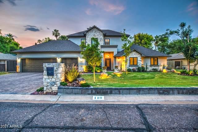 110 E Northview Avenue, Phoenix, AZ 85020 (MLS #6253030) :: The Laughton Team