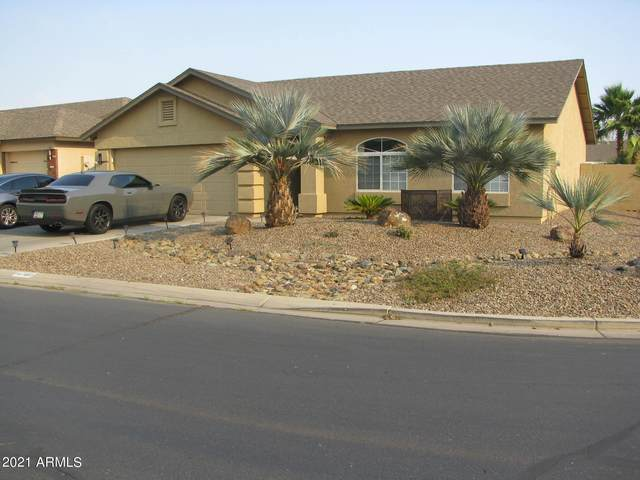 4783 E Magnus Drive, San Tan Valley, AZ 85140 (MLS #6253037) :: CANAM Realty Group