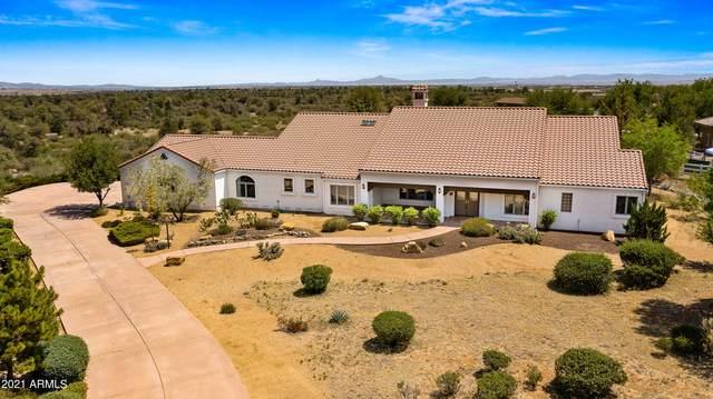 2090 W Live Oak Drive, Prescott, AZ 86305 (MLS #6253044) :: CANAM Realty Group