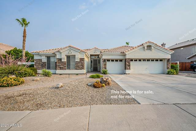 2047 E Victor Road, Gilbert, AZ 85296 (MLS #6253050) :: CANAM Realty Group