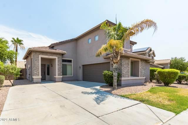 13624 W Rovey Avenue, Litchfield Park, AZ 85340 (MLS #6253052) :: The Laughton Team