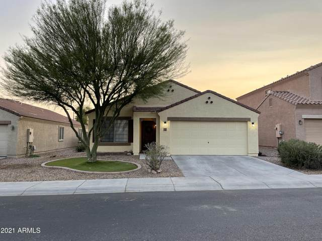 5302 S 237TH Lane, Buckeye, AZ 85326 (MLS #6253062) :: Keller Williams Realty Phoenix