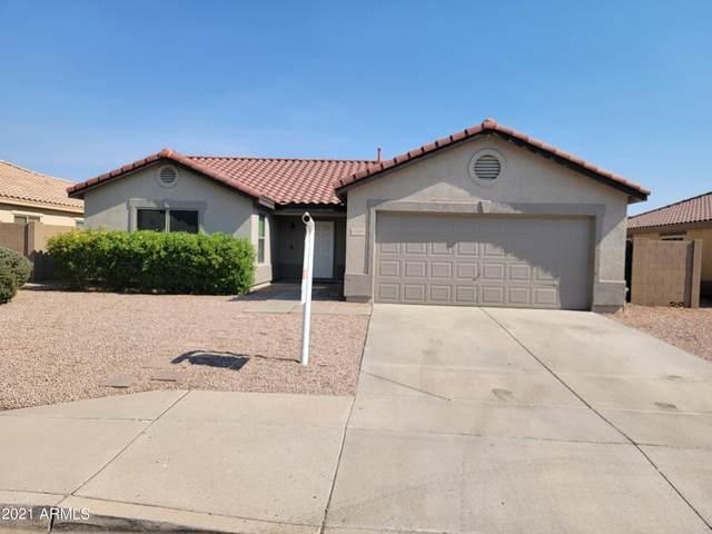 11345 E Ramblewood Avenue #3, Mesa, AZ 85212 (MLS #6253064) :: CANAM Realty Group
