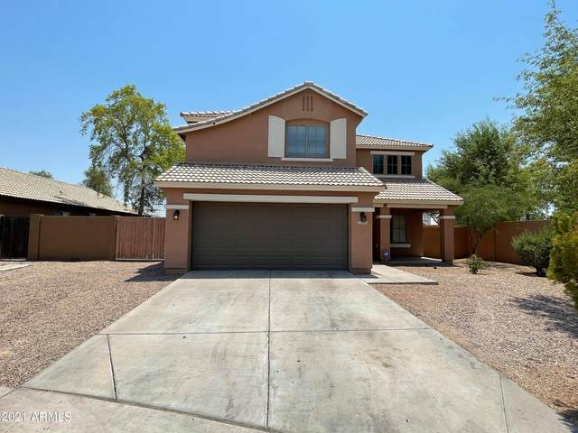 1741 W Lydia Lane, Phoenix, AZ 85041 (MLS #6253067) :: The Ethridge Team