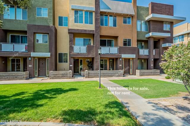 6745 N 93RD Avenue #1156, Glendale, AZ 85305 (MLS #6253068) :: Midland Real Estate Alliance