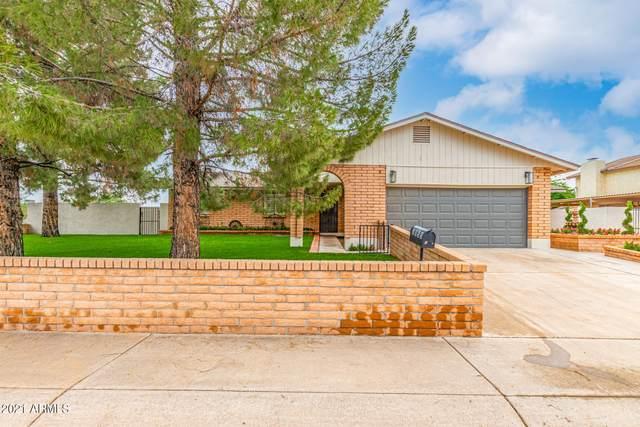 2055 N 63RD Place, Mesa, AZ 85215 (MLS #6253070) :: Yost Realty Group at RE/MAX Casa Grande