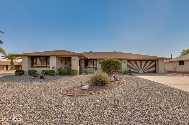20002 N Conquistador Drive, Sun City West, AZ 85375 (MLS #6253073) :: Maison DeBlanc Real Estate