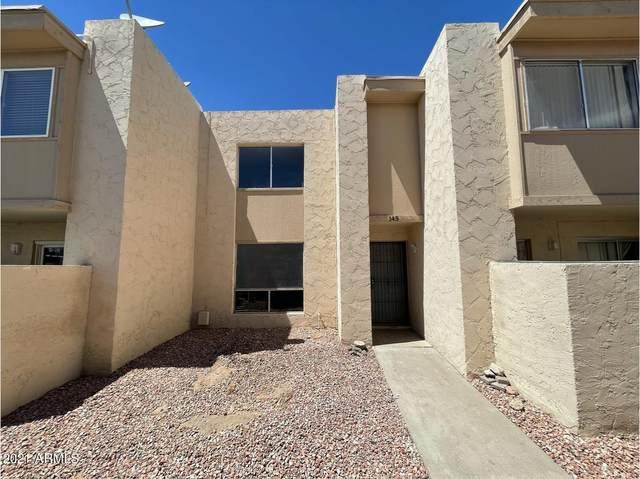3526 W Dunlap Avenue #145, Phoenix, AZ 85051 (MLS #6253078) :: CANAM Realty Group
