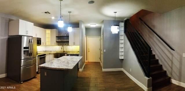 1718 W Colter Street #114, Phoenix, AZ 85015 (MLS #6253079) :: Long Realty West Valley