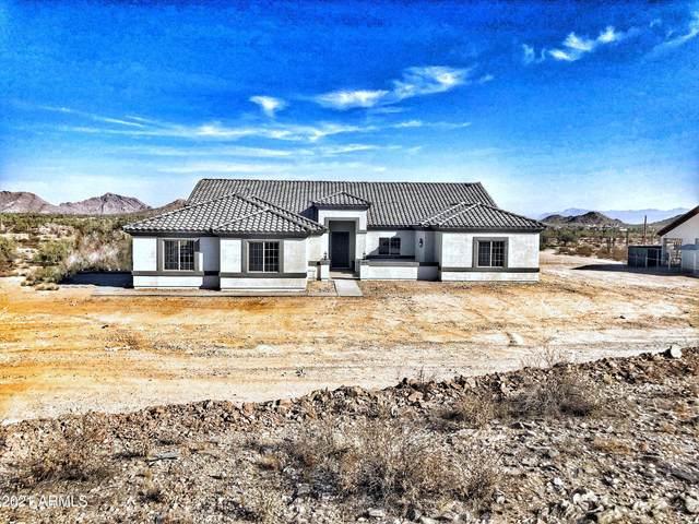 0 W Bonnie Lane #1, Queen Creek, AZ 85142 (MLS #6253083) :: Keller Williams Realty Phoenix