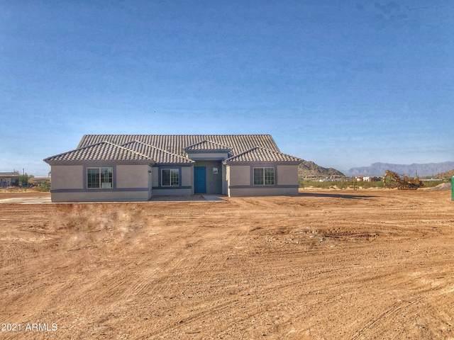 0 N Bonnie Lane #2, Queen Creek, AZ 85142 (MLS #6253084) :: Dave Fernandez Team | HomeSmart