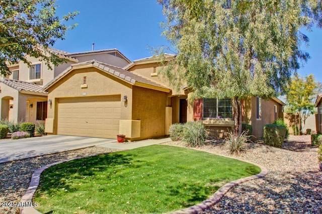 1422 W Danish Red Trail, San Tan Valley, AZ 85143 (MLS #6253089) :: The Daniel Montez Real Estate Group
