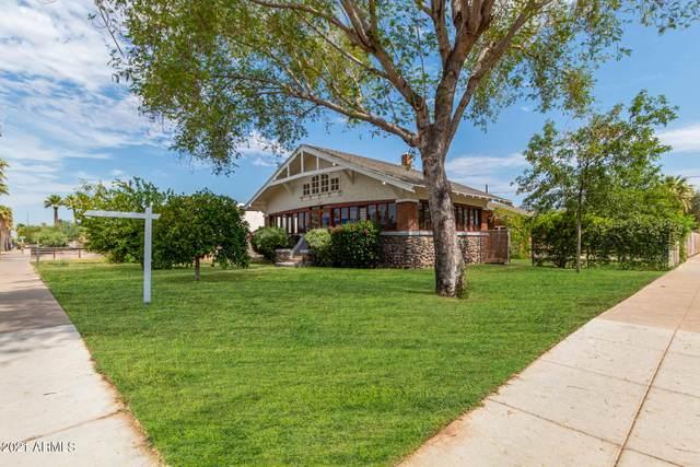 842 E Palm Lane, Phoenix, AZ 85006 (MLS #6253090) :: Yost Realty Group at RE/MAX Casa Grande