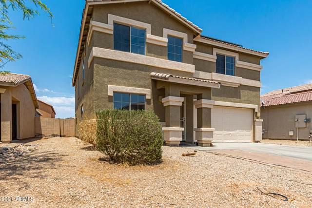 1446 E Avenida Kino, Casa Grande, AZ 85122 (MLS #6253095) :: Long Realty West Valley