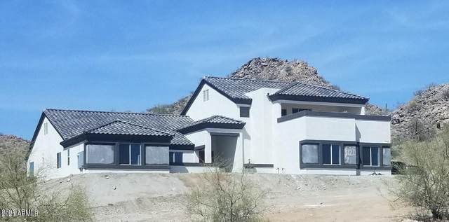 0 W Adobe Dam Road #1, Queen Creek, AZ 85142 (MLS #6253098) :: Dave Fernandez Team | HomeSmart