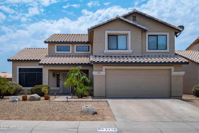 2115 E Cielo Grande Avenue, Phoenix, AZ 85024 (MLS #6253122) :: The Daniel Montez Real Estate Group