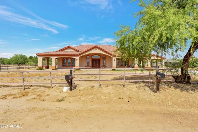 14202 N 180TH Avenue, Surprise, AZ 85388 (MLS #6253126) :: Elite Home Advisors