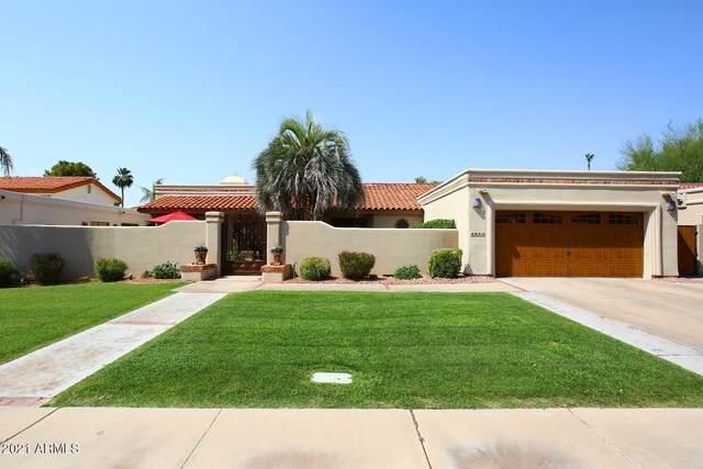9937 E Topaz Drive, Scottsdale, AZ 85258 (MLS #6253134) :: The Laughton Team