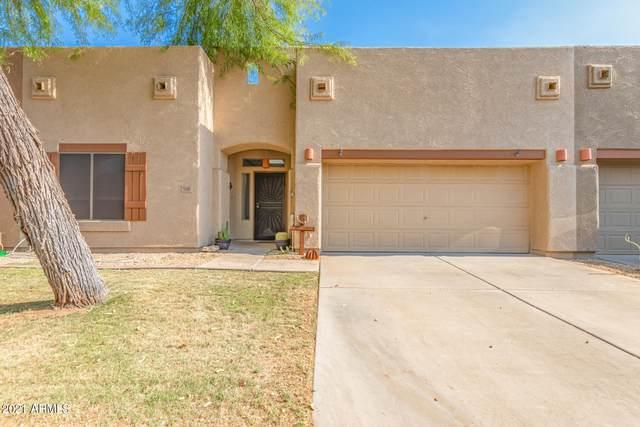 1650 S Crismon Road #58, Mesa, AZ 85209 (MLS #6253137) :: Keller Williams Realty Phoenix